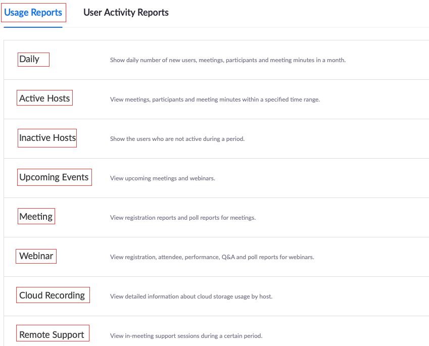 hướng dẫn sử dụng zoom webinar: xem báo cáo trên zoom webinar