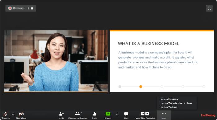 hướng dẫn sử dụng zoom webinar: Hướng dẫn điều hành hội thảo trực tuyến trên Zoom Webinar