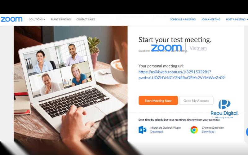 Hướng dẫn đăng nhập Zoom